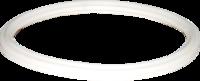 """Кольцо уплотнительное для фильтров 10"""" РОСА(белое) - АкваСтандарт в Львове"""