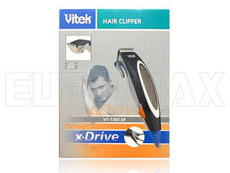 Машинка для стрижки волос Vitek VT-1365