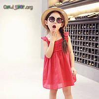 Детский сарафан для девочки . Размер 120
