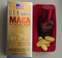Таблетки для повышения потенции MACA Strong Man