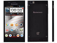 Смартфон Lenovo K900 16Gb Black