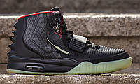 NIKE AIR YEEZY 2 BLACK (ЧЕРНЫЕ)