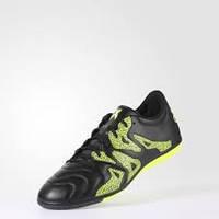 Кроссовки для футзала X 15.3 IN Leather Adidas