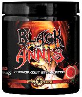 Предтрен BLACK ANNIS  50 Порций 300г