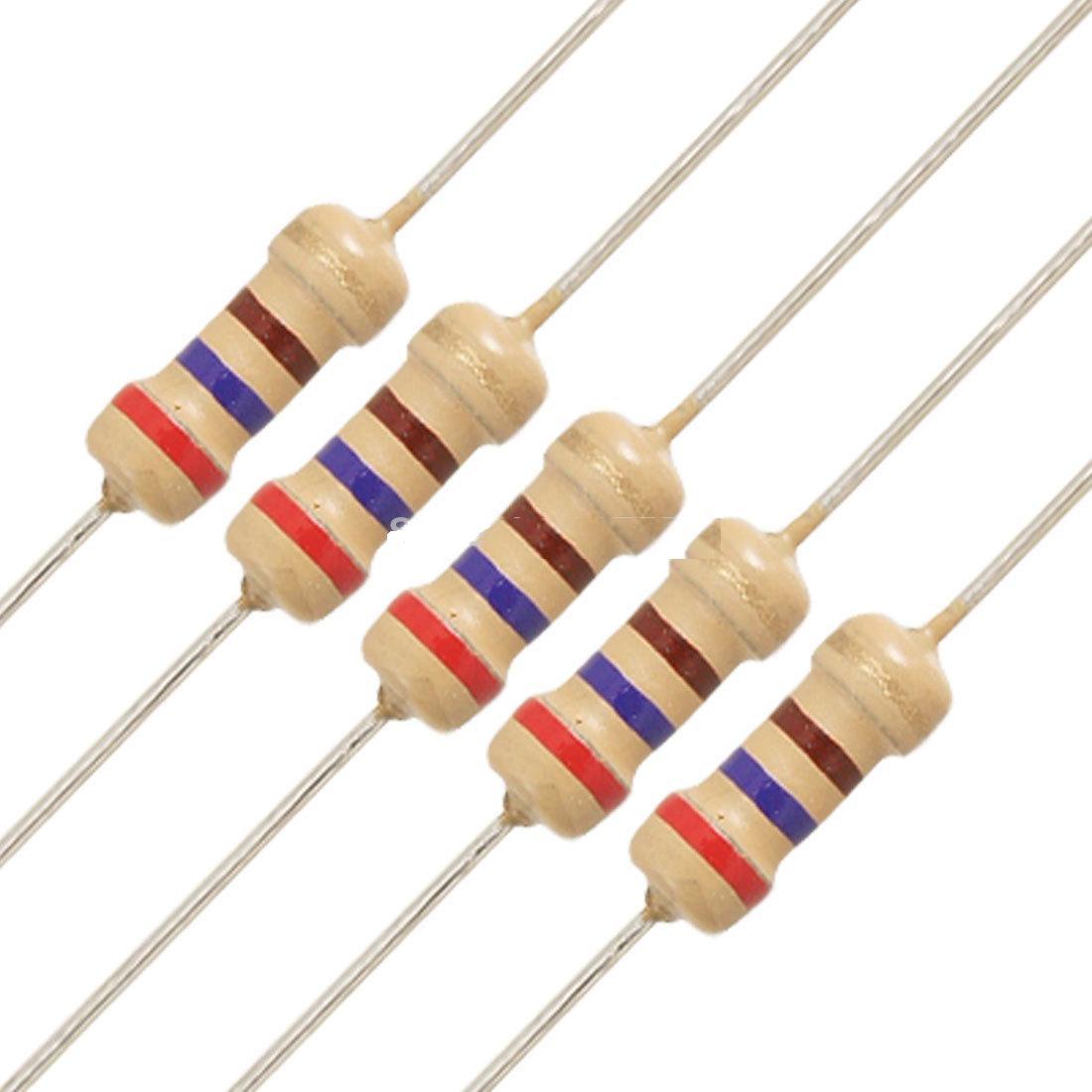 Резистор CFR 270 Oм 0,5% 0.25Вт