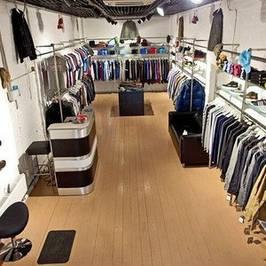 Для магазинов одежды