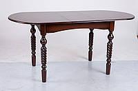 Стол обеденный Бруно (Темный орех), фото 1