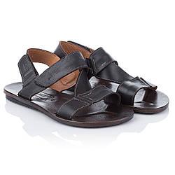 Мужские коричневые сандалии ZleTT (комфортные, модные, удобные, легкие, стильные)