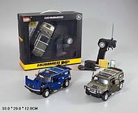 Машинка на р.уДжип 25020A Hummer H2 аккум.откр.двери и капот метал.2цв.кор.33*29*12 ш.к./12/
