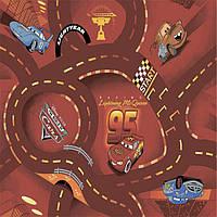 Ковролин AW World of cars (Races)