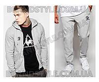 Спортивный костюм Adidas серый