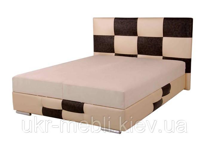 Кровать двуспальная Мега 180х200, Алис-м