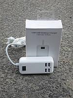 USB-разветвитель На 4 USB порта (в сеть 220w)