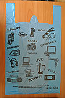Пакет майка 380*560 мм Электроника (Кодак)