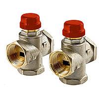 VT.MR01.N.0603 Трехходовой термостатический смесительный клапан