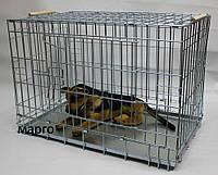 Клетка вольер для содержания  собак Волк  540*750*480