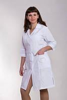 Медицинский халат женский купить не дорого (батист)