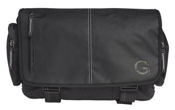 Прочная сумка для видео/фото Golla CAM BAG L Riley PVC/ polyester (black) G1365 черный