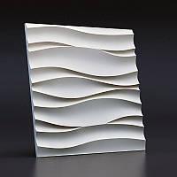 3D панели Волна атлантика 089