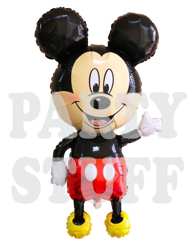 фигура из фольги Микки Мауса