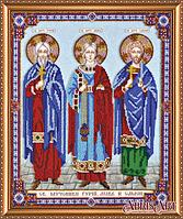 Набор для вышивания бисером икона Иисус AB-061