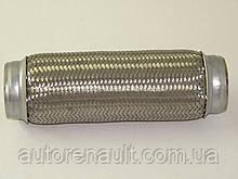 Гофра системы выпуска (60х250мм) на Фольксваген ЛТ 28-46 1996-2006 AsMet (Германия) ASM60X250