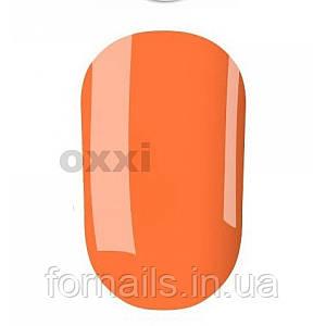 Гель-лак OXXI №003, (оранжевый,эмаль), 8 мл