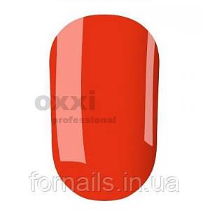 Гель-лак OXXI №004, (бледный красный,эмаль), 8 мл
