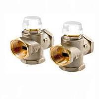 VT.MR03.N.0603 Трехходовой термостатический смесительный клапан, фото 1