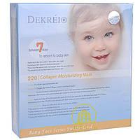 Коллагеновая увлажняющая маска Baby Face - DEKREI 220