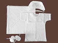 Комплект для крещения малыша. Модель Holly