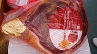 "Prosciutto Crudo «Dolce» ""Прошутто сыро-вяленный без кости"" ≈ 6+кг"