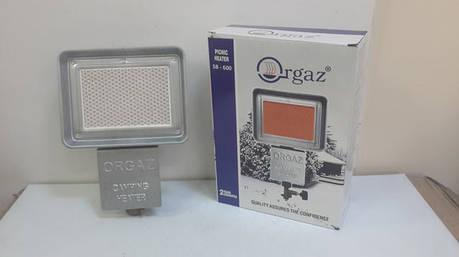 Инфракрасный газовый обогреватель с редуктором Orgaz SB-600, фото 2