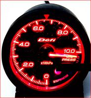 Тюнинговый автомобильный прибор DEFI 60254 давление масла 60мм, фото 1