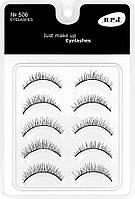 JUST  EyeLashes Set Набор накладных ресниц  № 506
