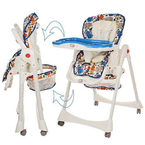 Детский стульчик для кормления M 1517-5