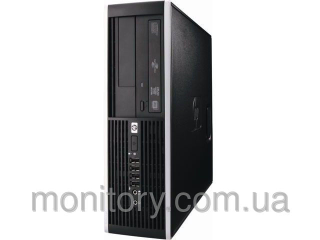 Компьютер HP Compaq 6000 Pro (SFF), Intel Core2Duo E8400 3.0GHz, RAM 4ГБ DDR3, HDD 160ГБ