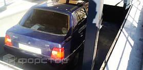 Подземный гараж с лифтом для автомобиля 40