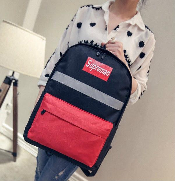 Модный рюкзак Supreman