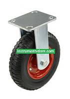 Колесо 610200 с неповоротным кронштейном (диаметр 200 мм)
