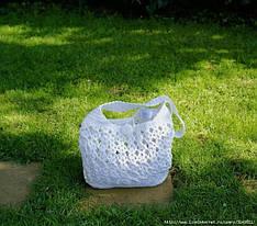 Схема летней сумочки