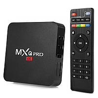 Приставка Smart TV Box MXQ PRO 4K 2Ghz Android 5.1