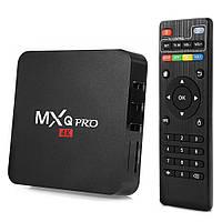 Приставка Smart TV Box MXQ PRO 4K 2Ghz Android 5.1