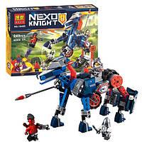 «Ланс и его механический конь», игрушка Нексо Найтс Bela 10485, из 249 пластиковых элементов