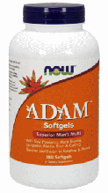 Вітаміни для чоловіків Адам, Now Foods, Adam, 180 softgels