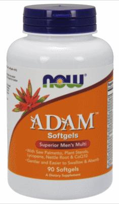 Вітаміни для чоловіків Адам, Now Foods, Adam,90 softgels
