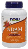 Витамины для мужчин Адам, Now Foods, Adam,90 softgels