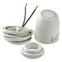 VT.TE3040A.0.220 Электротермический сервопривод, питание 220 В, (нормально открытый)