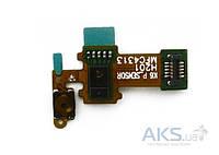 Шлейф для Lenovo K910 Vibe Z с кнопки включения и датчиком приближения Original