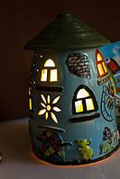 Ночник керамический Замок